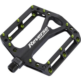 Reverse Black One Pedaler, black/light green